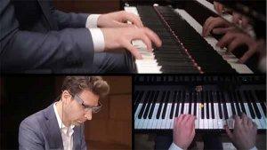 Les capacités visuelles et cognitives du pianiste