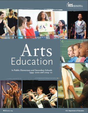 Arts Education In Public Elementary and Secondary Schools 1999–2000 and 2009–10
