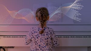Les bienfaits de la musique pour le cerveau des enfants